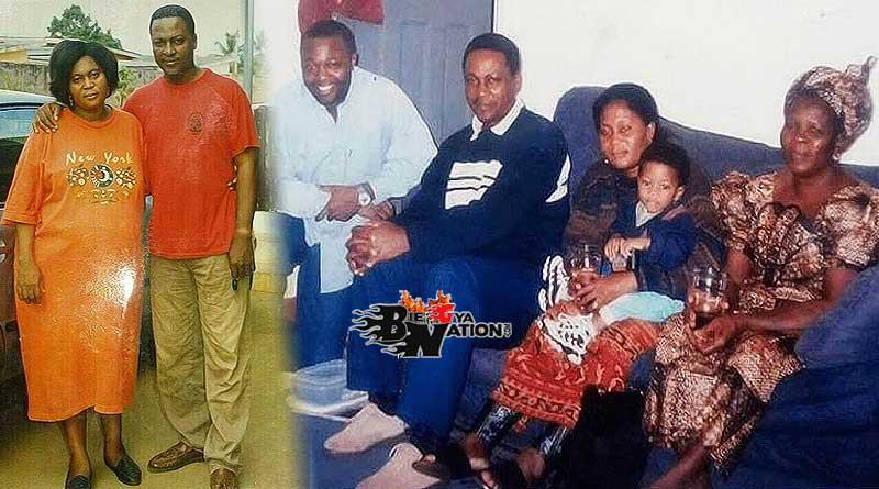 John Mahama with his wife Lordina Mahama and son old photos, John Mahama mother Hajia Abiba Nnaba Suluwu