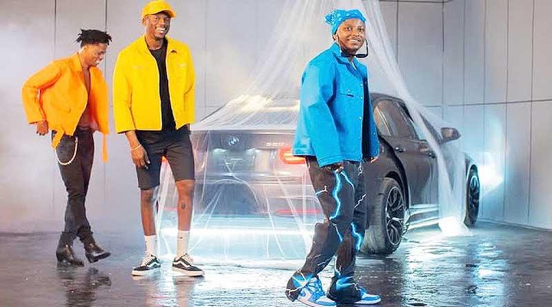Kelvyn Boy ft Joey B Kwesi Arthur Visa Remix Music Video directed by Kofi Awuah ll, song produced by Liquid Beatz.