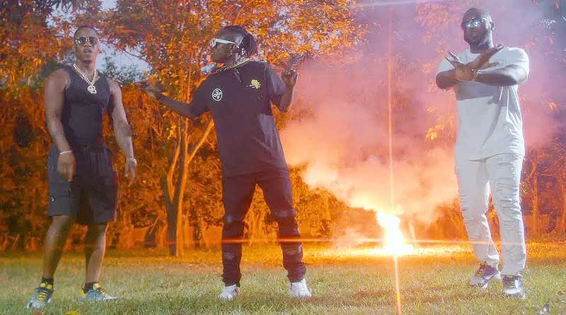 P Montana ft Kofi Jamar Suspect OTB Money Calling Music Video directed by Prince Dovlo.