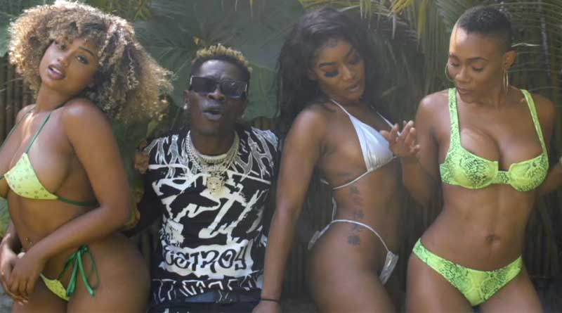 Shatta Wale More Loving Music Video directed by King Pride Productions, song produced by DJ Frass.