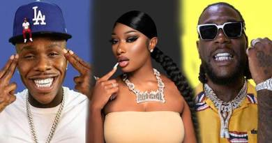 2021 BET Awards Nominees Megan Thee Stallion DaBaby lead