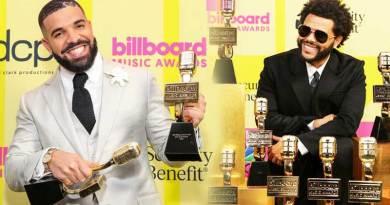 2021 Billboard Music Awards complete list of winners, Drake wins Artist of The Decade, The Weeknd, DJ Khaled