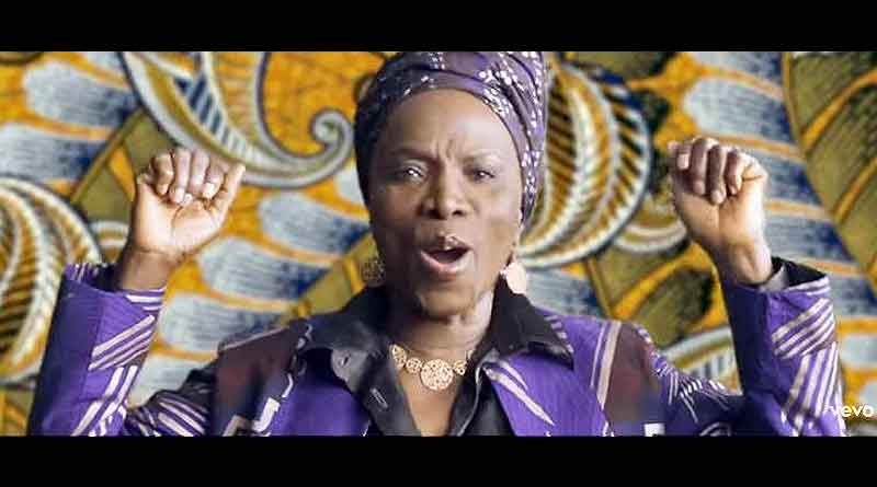 Angelique Kidjo featuring Mr Eazi, Salif Keita, Africa One Of A Kind Official Music Video directed by Drahmas Omofresh
