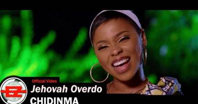 Chidinma – Jehovah Overdo Official Music Video directed by Avalon Okpe, song produced by EeZee Tee.