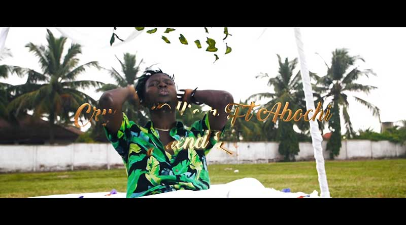 Cryme Officer ft Abochi – Why Official Music Video directed by Baron Meezy, song produced by Yaw Spoky.