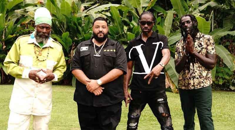 DJ Khaled ft Buju Banton Capleton Bounty Killer Where You Come From Video directed by Ivan Berrios