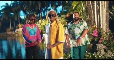 DJ Khaled ft Lil Wayne Jeremih Thankful Music Video directed by Gil Green.