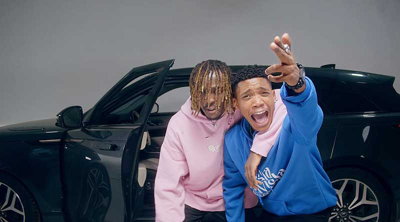 Malcolm Nuna ft Kofi Mole Scree Music Video