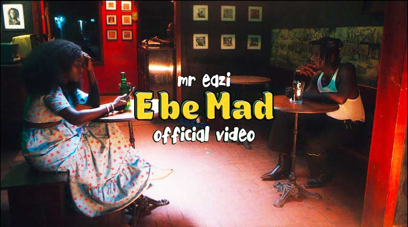 Mr Eazi – E Be Mad Music Video directed by Ademola Famolo, song produced by Kel P.