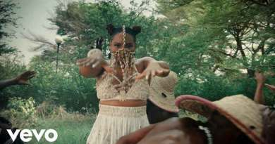 Yemi Alade Dancina Official Music Video directed by Paul Gambit, song produced by Yung Felix.
