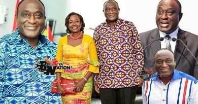 Alan John Kwadwo Kyerematen aka Alan Cash Biography age, wife, children, parents, hometown, politics, career, education, school.