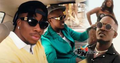 MI Abaga featuring Oxlade performing All my Life Music Video directed by Olu The Wave, song produced by Chopstix.