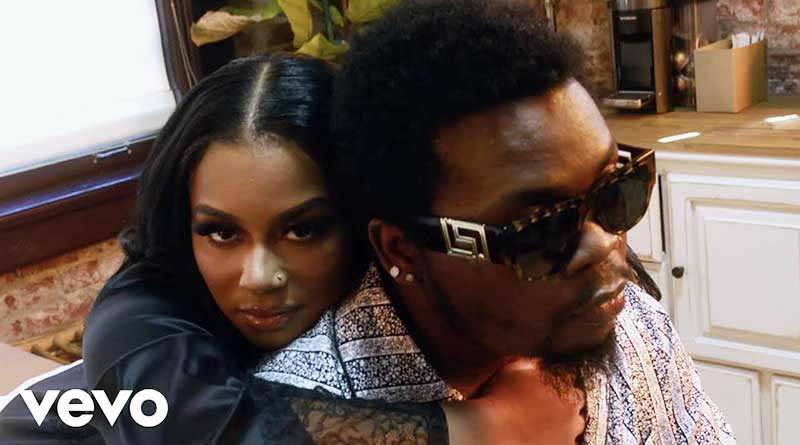 Olamide performing Julie Music Video directed by Patrick Elis, song produced by Eskeezondbeat.
