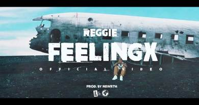 Reggie performing Feelingx Music Video directed by Yaw Phanta, song produced by Nxwrth, off 2 Times A Guy Mixtape EP.