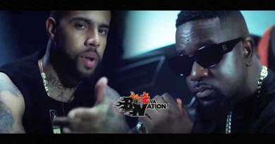 Sarkodie featuring Vic Mensa performing Vibration Official Music Video directed by Babs Direction, song produced by Altranova.
