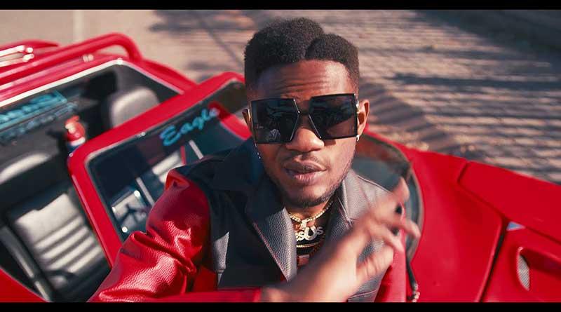 Lyrical Joe performing Knack Music Video.
