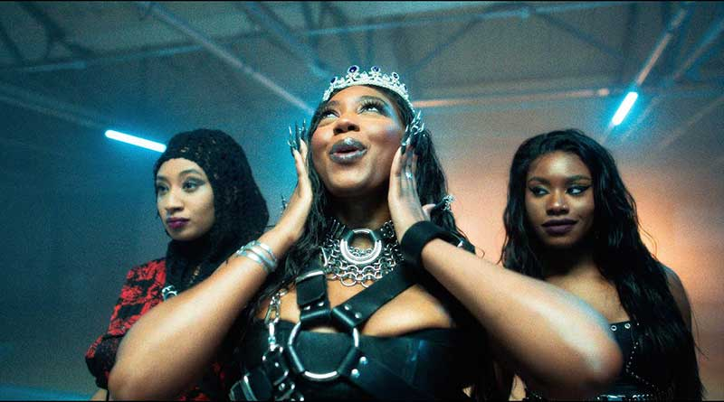 British-Jamaican rapper, Ms Banks premiers Go Low Music Video directed by Chris Chuky.