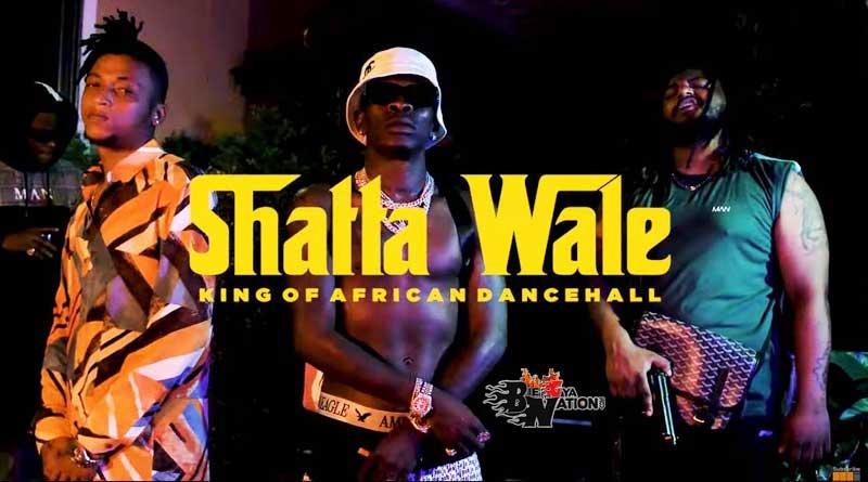 Shatta Wale featring Ara B and Captan premiers Thugs Music Video.
