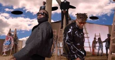 Timaya feat Buju, premiers Cold Outside Music Video.