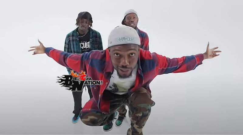 Tulenkey featuring Kofi Mole, premiering Composure Music Video.