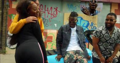 Stonebwoy Wame music video featurin Cassper Nyovest.