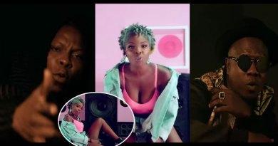 Feli Nuna Edem Flowking Stone edzoleme music video.