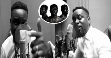 Sarkodie my advice freestyle video diss to Shatta Wale