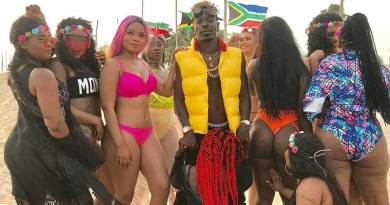shatta wale island music video.