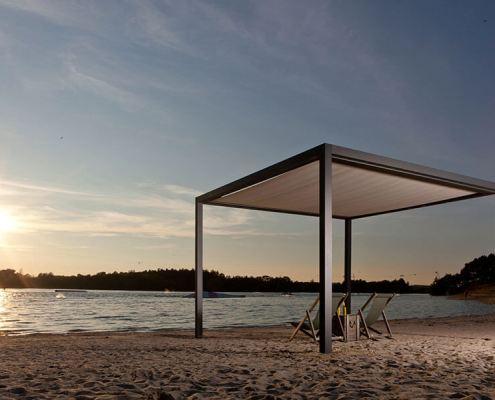 Novatop Qbus - Strand gerade