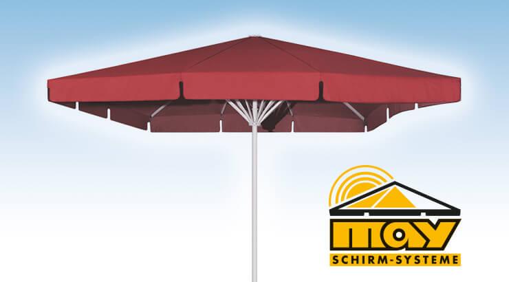 Sonnenschirm Albatros von May Schirm-Systeme
