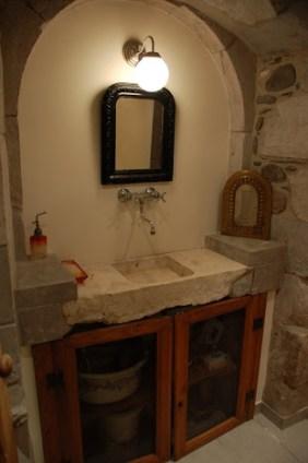 lavabo pierre