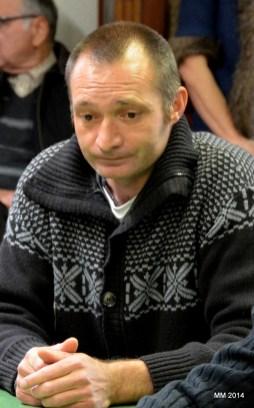 Christophe SARTHE