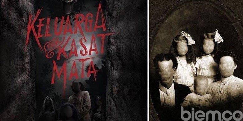 Film 'Keluarga Tak Kasat Mata' Rilis Malam Jumat Kliwon | biem.co