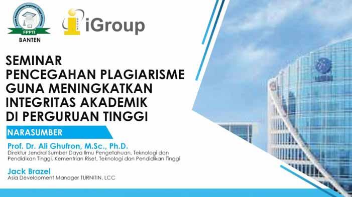 Seminar Plagiarisme