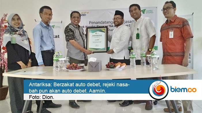 Zakat Auto Debit