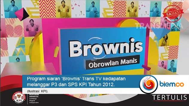 brownis trans tv