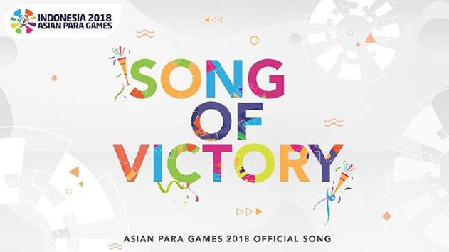 Theme Song Asian Para Games 2018.