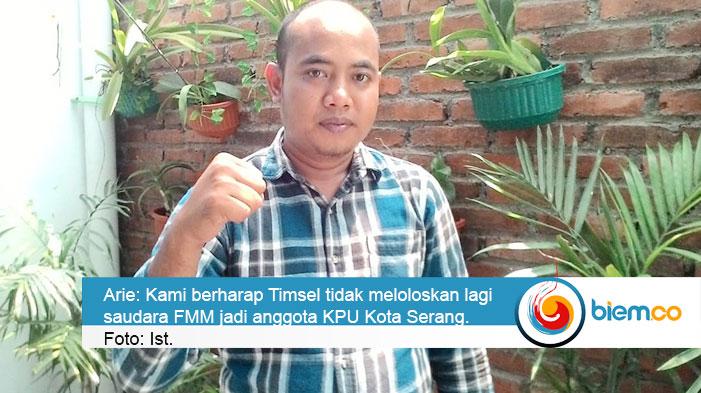 KPU Kota Serang