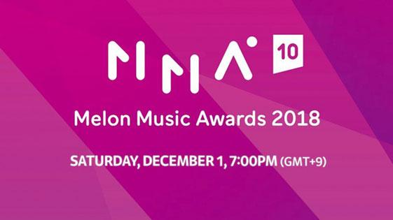 Melon Music Award 2018