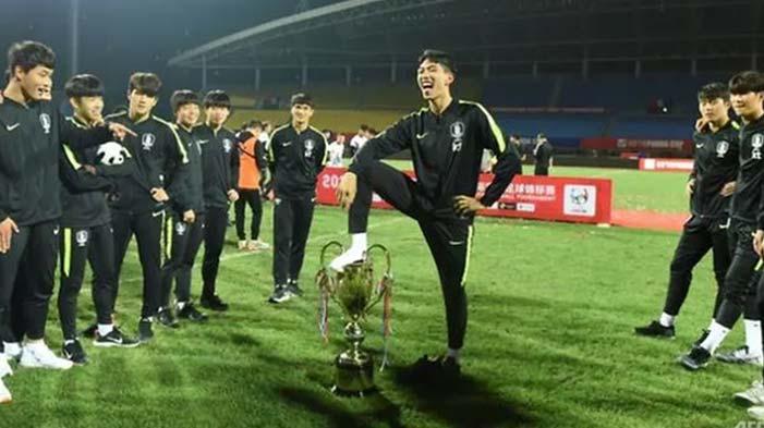 Timnas U-18 Korea Selatan