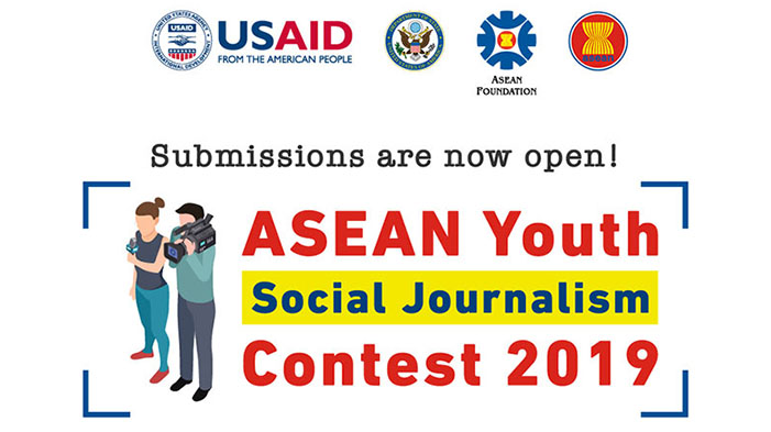 ASEAN Youth Social Journalism Contest 2019