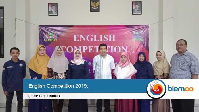 HMJ ESA Unbaja Adakan Lomba 'English Competition 2019'