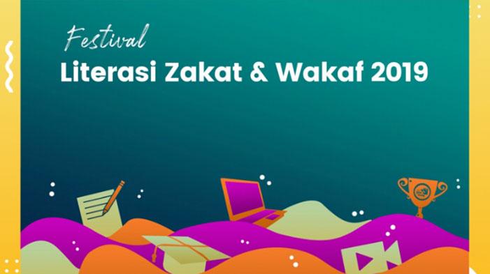 Festival Literasi Zakat dan Wakaf 2019