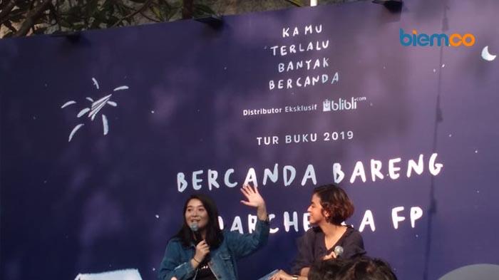 Tur Buku KTBB, Marchella FP: Kita Bikin Indonesia Lebih Baik Lagi