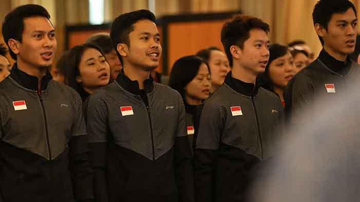 Bulutangkis Indonesia