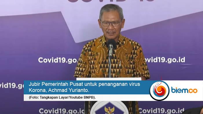 Banten Masuk Zona Merah Covid-19, Kemenkes Proses Pengajuan PSBB