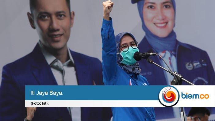 Iti Octavia Jayabaya Siap Maju di Pilgub DKI Jakarta