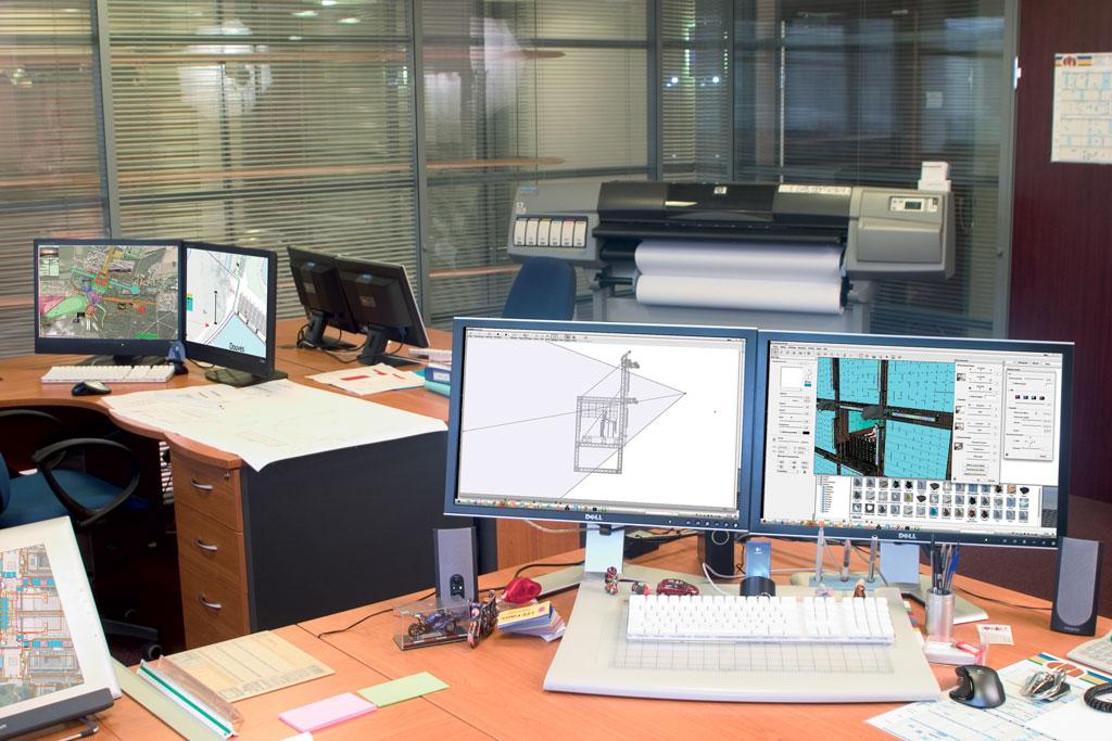 notre bureau d ingenierie