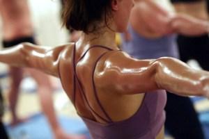 bikram yoga perte de poids