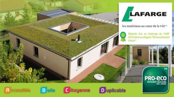 Ldt Prsente Sa Maison  Energie Positive Bepos Abcd  Bien Construire